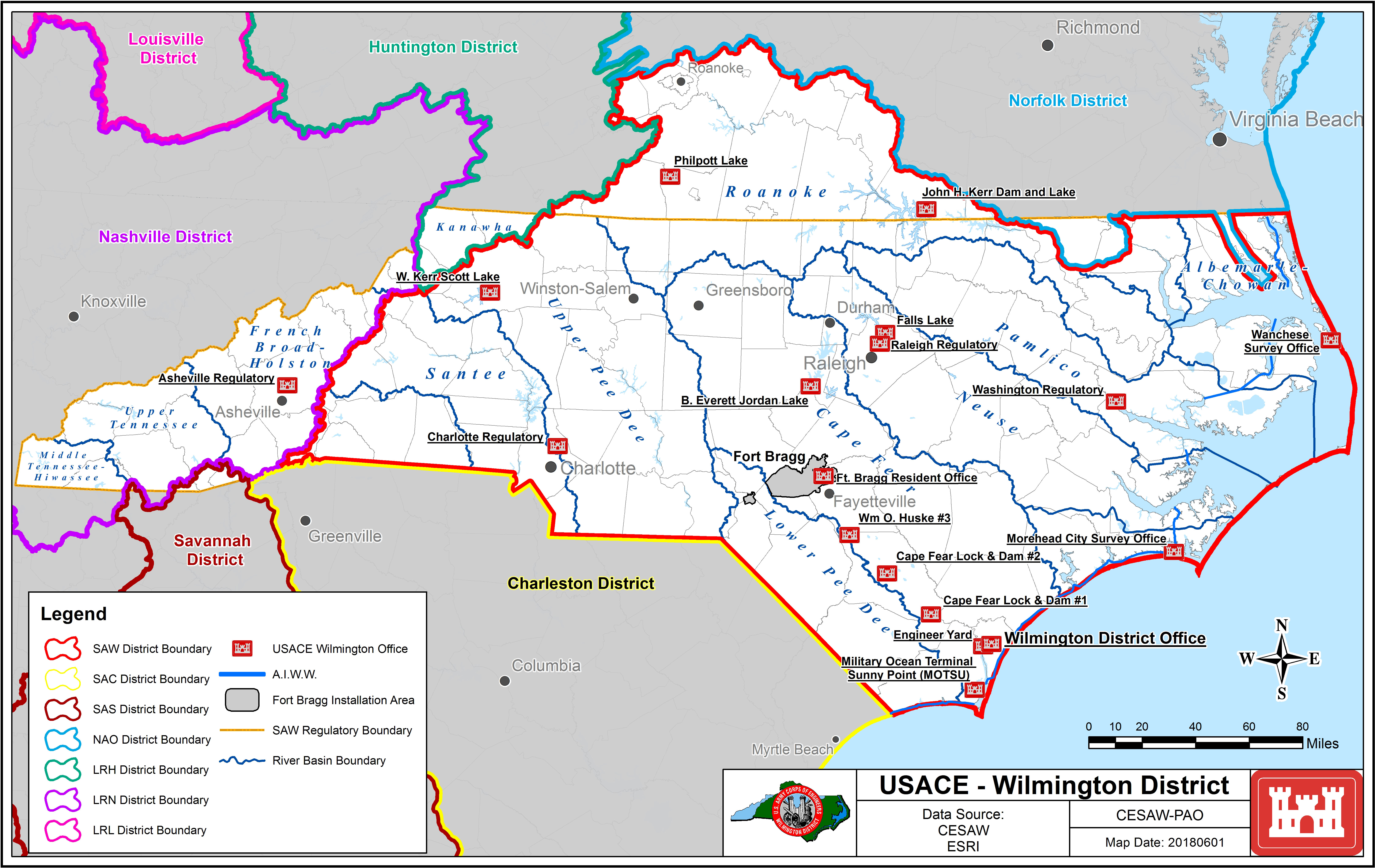 Wilmington District US Army Corps of Engineers