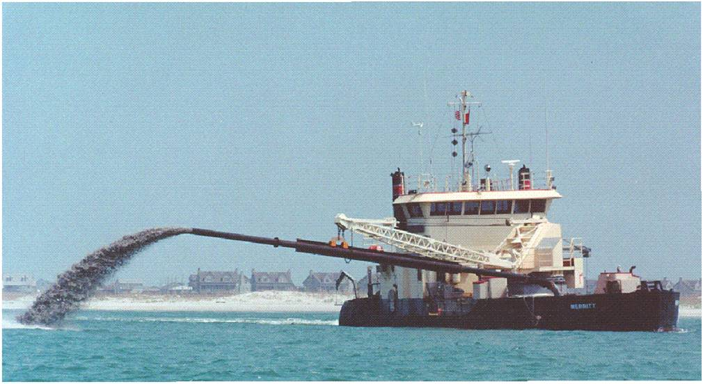 Electric Hydraulic Pump >> Wilmington District > Missions > Navigation > Dredging