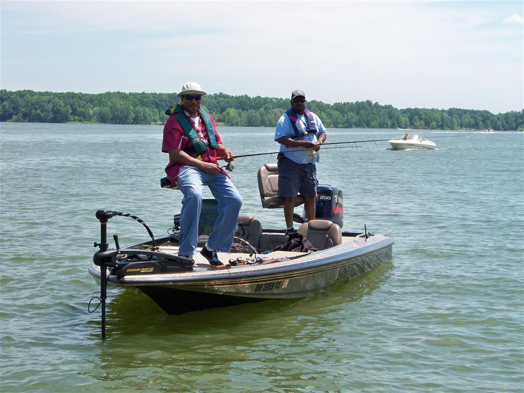 Wilmington district locations district lakes and dams for Falls lake fishing